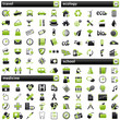 pack Icons II green