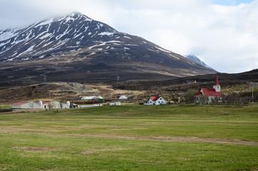 Nordisland Olafsfjodur