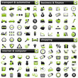pack Icons III green
