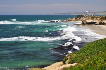 San Diego coastal view