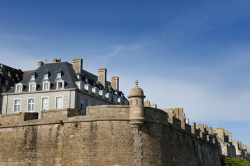 Fortifications de Saint-Malo