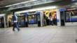 Fototapeta Metro - Ludzie - Metro