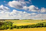 Fototapety German countryside