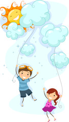 Cloud Kites