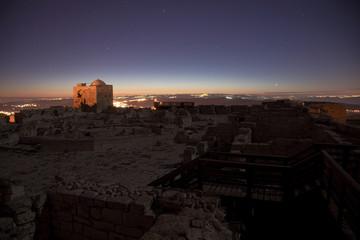 Mount Greizim of Samaritans