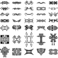 Unique Hand-drawn Vector Design Elements Collection