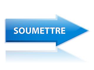 """Bouton Web """"SOUMETTRE"""" (continuer confirmer envoyer cliquer ici)"""