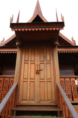 door house thai style