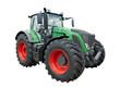 Leinwandbild Motiv Moderner Traktor
