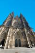 St. Vitus gothic cathedral, Prague Castle, Czech Republic