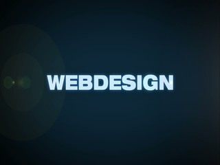 Webdesign Animation