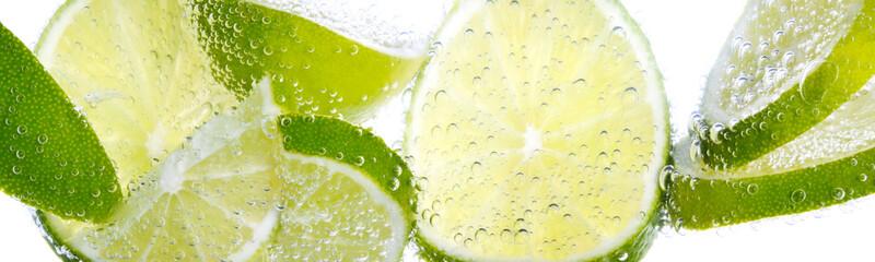 Limette & Zitrone