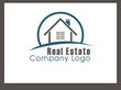 Immobilien Logo - Real Estate - Vector Template No. 16