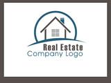 Immobilien Logo - Real Estate - Vector Template No. 16