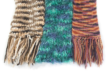 Handmade Wool Scarfs