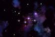 Fototapeten,astrologie,astronomie,blau,dunkel