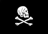 Pavillon pirate Henry Every