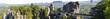 Leinwanddruck Bild - Elbsandsteingebirge, Bastei, Rathen, Sachsen, Deutschland