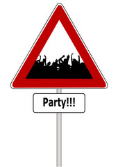 Vorsicht Party
