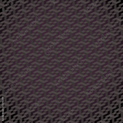 Dark hexagon metallic background metal grill. Speaker texture, g