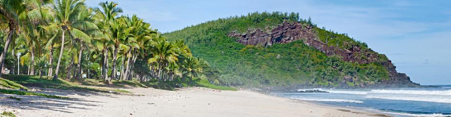 """plage de """"Grand Anse"""", île de la Réunion"""