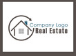 Immobilien Logo - Real Estate - Vector Template No. 9