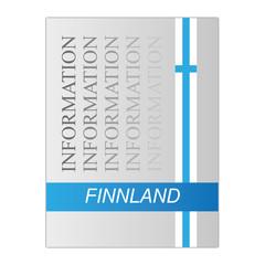 Finnland Information Mappe