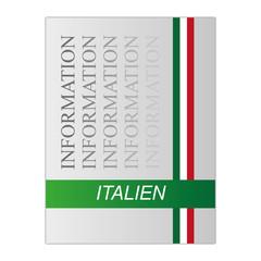 Italien Information Mappe