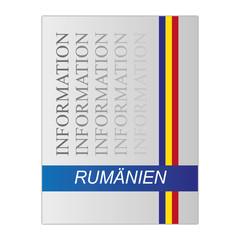 Rumänien Information Mappe