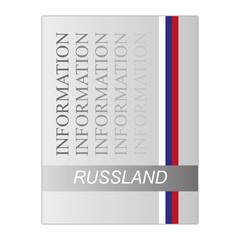 Russland Information Mappe