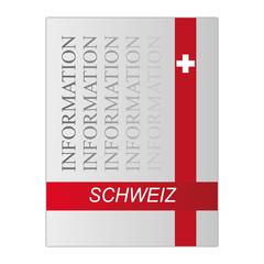 Schweiz Information Mappe