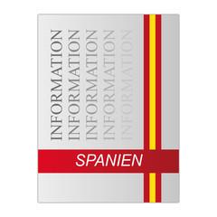 Spanien Information Mappe