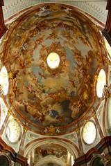 Fresco in the church Altenburg