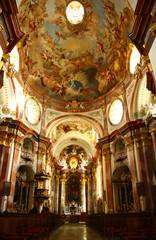 Church in the cloister Altenburg