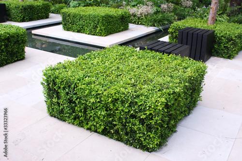 Papiers peints Jardin Green garden
