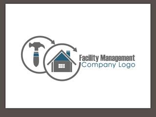 Logo für Handwerker - Service rund um Immobilien