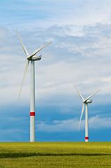 Windkraftwerk 1