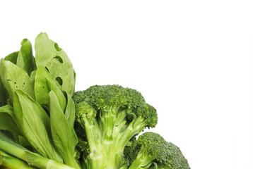 Lettuce  broccoli