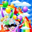 Compleanno Bambini e Palloncini-Children Birthday and Balloons