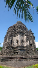 the javanese buddhist temple of candi kalasan