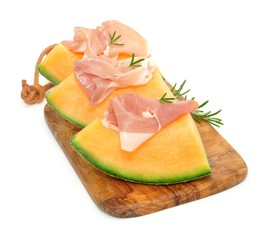 Olivenholz, Melone