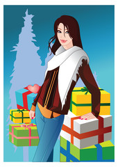 christmas girl part 2