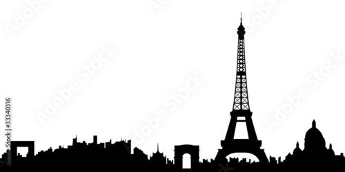 Fototapeten,eiffel,turm,paris,skyline
