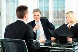 Fototapety Business - Job Interview