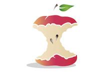 Sprzątanie Jabłko