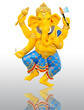 Ganesha ,God of Indian or Hindu
