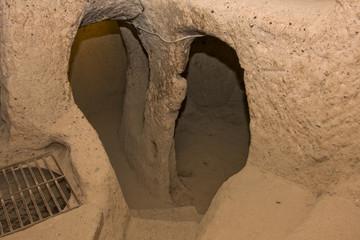 Cappadocia - città sotterranea