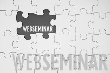 Puzzle mit Webseminar