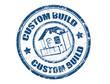 custom build stamp