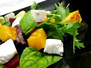 Roast Pumpkin & Fetta Salad 1